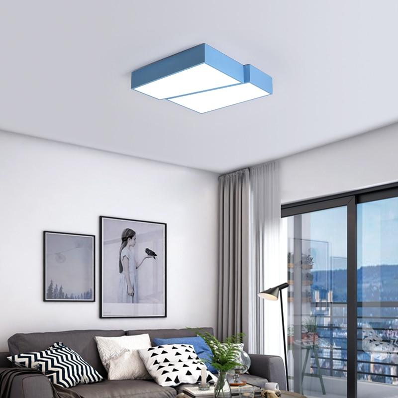 Ceiling Surface Mounted Modern Led Ceiling Lights For Living Room Light Fixture Indoor Lighting Ceiling luminaria de teto