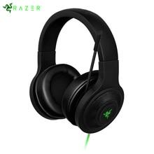 5c7472f45a9 Original Razer Kraken Essencial Isolamento de Ruído Over-Ear Fone de ouvido  do Jogo eSports Gaming Headset Fone de Ouvido Com Mi.