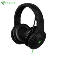 Originele Razer Kraken Essentiële Geluidsisolerende Over-Ear Game Headset eSports Gaming Headset Oortelefoon Met Microfoon Voor Laptop/telefoon