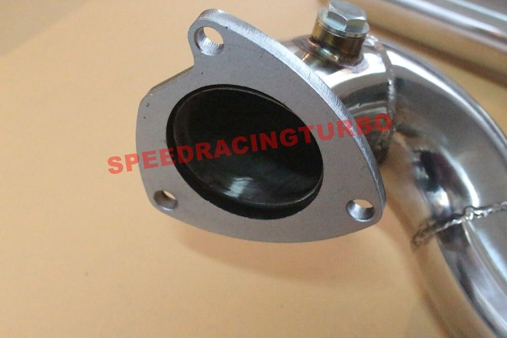 Ispušni sustav za ispupčenje za FIT AUDI TT QUATTRO / S3 225 1.8T - Auto dijelovi - Foto 4