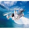 Alta Quqlity X-1506 Zangão 2.4G 4CH 6-Axis Mini RC Gyro Quadcopter Helicóptero sem Camera Presente Para Brinquedos Das Crianças Por Atacado