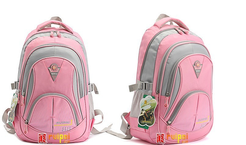 Hot Sale Boy Girls Middle School Student Book Bags Childrens Double Shoulder Backpacks Kids Casual Backpack Schoolbag In From Luggage
