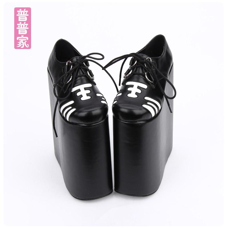 Princess sweet punk shoes LOLITA punk
