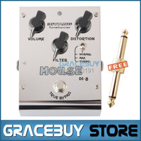 Biyang ToneFancier DS 8 Mouse Distortion 3 Mode Electric Guitar Effect Pedal True Bypass Brand New