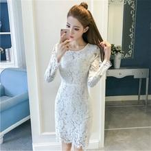 MUXU white lace dresses patchwork vestidos kleider sexy fashion clothes bodycon vetements summer dress women femme long sleeve