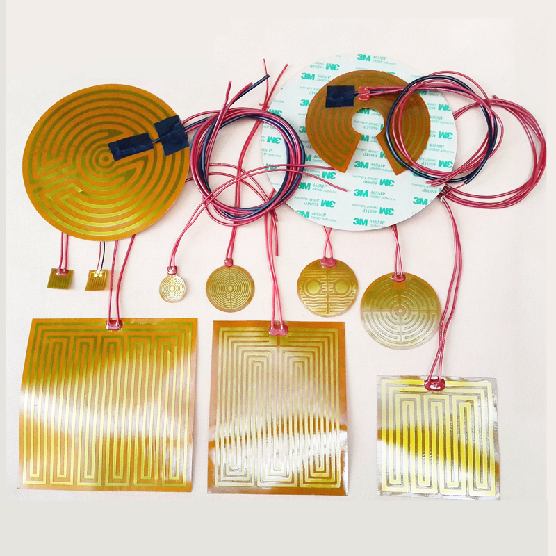 Diligent 25/70/44/160/180/220/260/240/330mm Round Polyimide Film Heater Bed Ntc3950 Thermistor For Delta Kossel 3d Printer Yet Not Vulgar Computer & Office