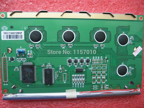 Vends module LCD industriel NECY240128NF (remplacer OGM-128GS24Y-1-F5025)