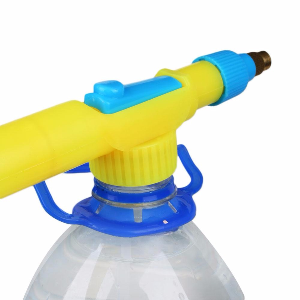 5f1aff08f20 Interfaz de botellas pistola de agua rociador de jardín Pulverizador DE AGUA  Pulverizador de niebla Fogger Boquilla DE AGUA herramientas de jardín en ...