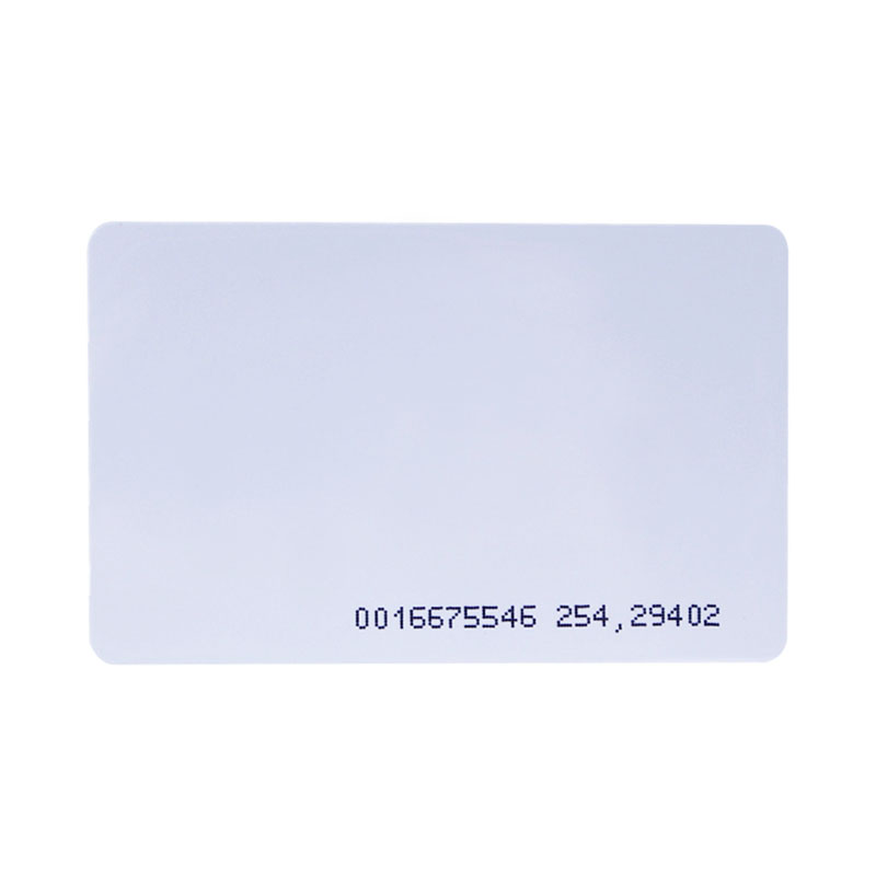 Low Frequency Plastic Blank 125khz Tk4100 Blank Chip Card Calendars, Planners & Cards Back To Search Resultsoffice & School Supplies