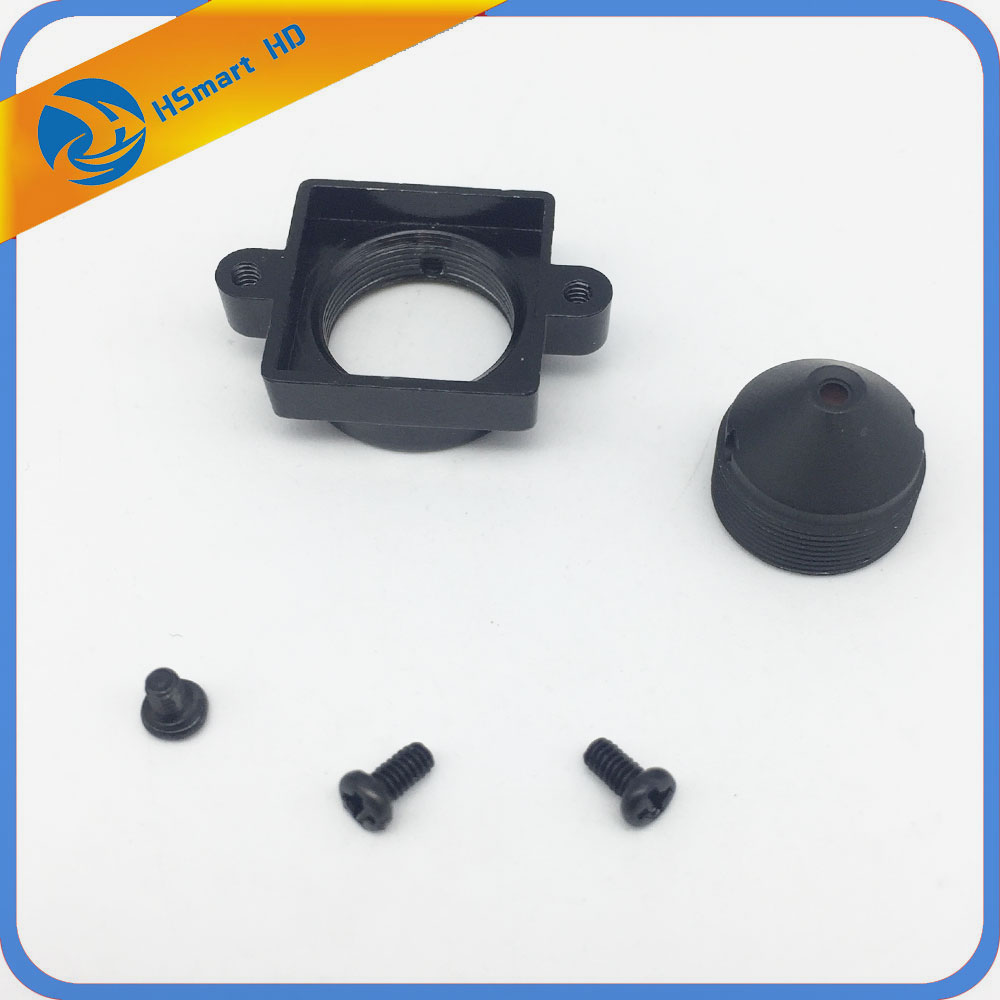 HD 2mp 2.8mm pinhole Wide Angle CCTV lens IR Board Lens 1/3 M12 for IP 720p/1080p CCD Camera add 650nm IR filter M12 Mount