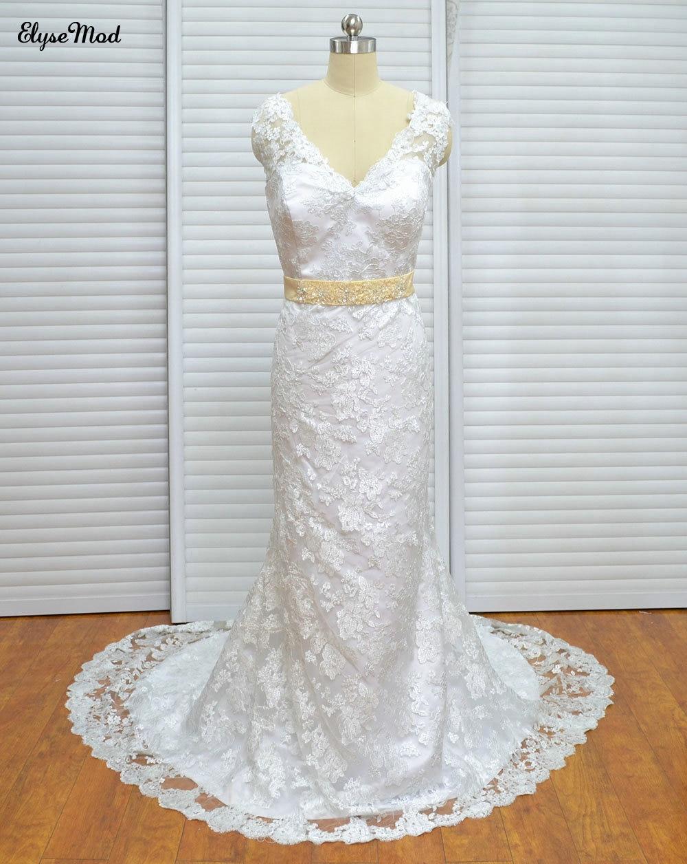 Echte foto prinses moederschap trouwjurk goedkope bruid jurken voor - Trouwjurken - Foto 1