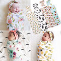 New Arrival Kids Children Girl Boys Clothing Floral Muslin Newborn Infant Swaddle Baby Soft Blanket Parisarc Wrap Bath Towel