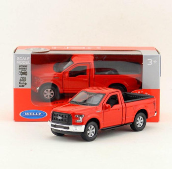 1:36 alloy pull back car models,high simulation Ford F-150 pickup,2 open the doors,metal diecasts toy vehicles,free shipping фото