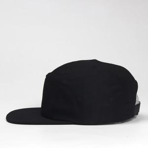 Image 3 - DongKing personnalisé 5 panneaux casquette de Baseball à bord court chapeau de relance texte libre broderie Logo impression coton réglable personnalisé