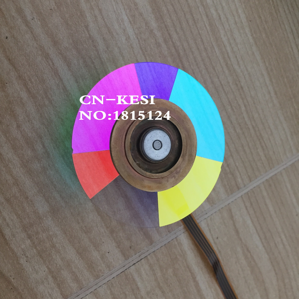 100% NEW Original Projector Color Wheel for Vivitek D795WT wheel color(55mm) wholesale original dlp projector color wheel for 1409x color wheel