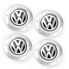 OEM 4Pcs 145 Mm 1K0 601 149 E Wheel Pusat Topi Rim Hub Cap Lambang untuk VW Golf Caddy touran 1K0601149E 1K0 601 149E(China)