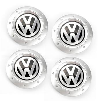 OEM 4Pcs 145mm 1K0 601 149 E Wheel Center Caps Rim Hub Cap Emblem For VW Golf Caddy Touran 1K0601149E 1K0 601 149E