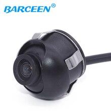 Продвижение CCD HD ночного видения Автомобильная камера заднего вида для 360 градусов вращения спереди сбоку универсальная камера Бесплатная доставка
