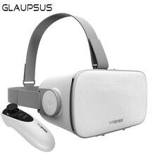 Baofeng Mojing S1 3D VR Очки Виртуальной Реальности Очки Линзы френеля 110 FOV 3D VR Коробка Гарнитура + Bluetooth Remote для Смартфонов