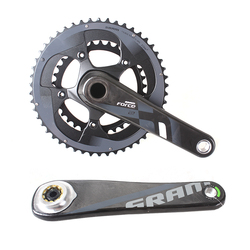 SRAM FORCE 2x11S 50x34T 53x39T 170mm Road Bike Crankset Bicycle Chain Wheel Carbon Leg GXP