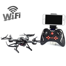 Lishitoys RC Helicopter Drone Quadcopter with Wifi FPV HD Camera 2.0MP 2.4G Remote Control Airplanes RTF Toys for aduilt/kids
