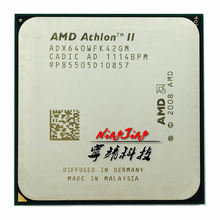 AMD AMD Athlon II X4 640 3 GHz Quad-Core CPU Processor ADX640WFK42GM Socket AM3