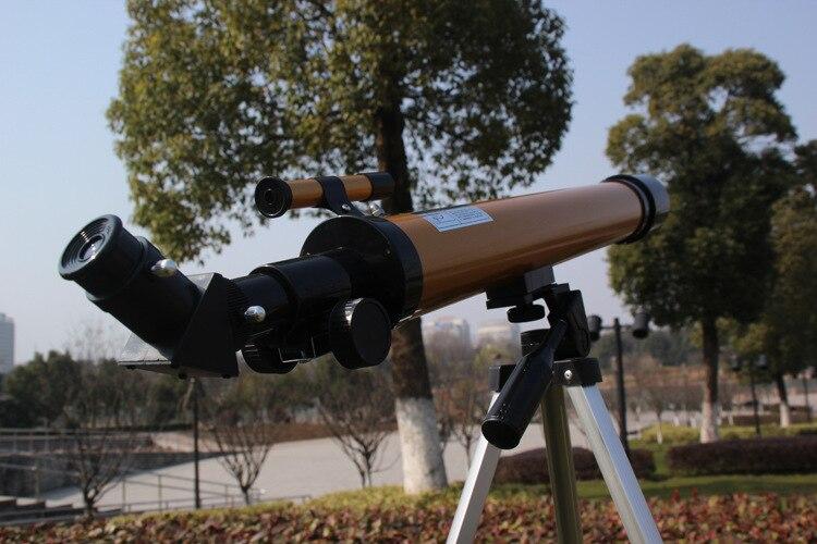 Visionking 50 600x50 Водонепроницаемый Bak4 Зрительная труба телескоп с штатив