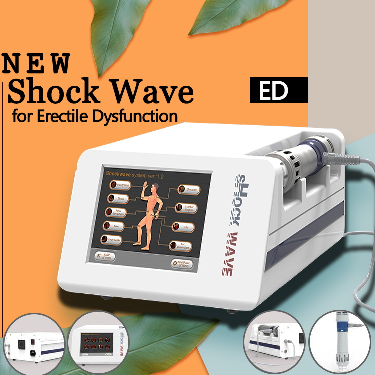 Lowest Price Extracorporeal Shock Wave Therapy For Erectile Dysfunction Demonstrated And Reduce Body Pain And Sports Injury