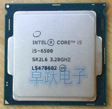 Socket H4 LGA-1151 OEM Pack-Tray Pack 4 Core 3.20 GHz Processor Intel Core i5 i5-6500 Quad-core