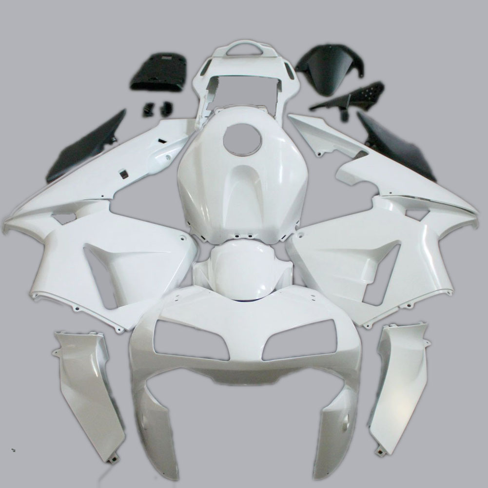 Unpainted Fairing Bodywork for Honda CBR600RR CBR 600RR F5 2003 2004 03-04 High Quality Plastic ABS Injection molded New unpainted tail fairing kit rear for honda cbr600rr cbr 600 rr 2003 2004 cbr600 cbr 600rr 03 04 motorcycle frame injection mold