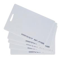 125 khz RFID dicke karte TK4100 ID smart card Proximity 1 8mm karte access control-card mit hohe qualität freies verschiffen cheap OBO HANDS NONE CN (Herkunft) HK-TK4100 85 6mm*54mm Offset printing 1 8mm 125KHz Read Only not support write RFID cards