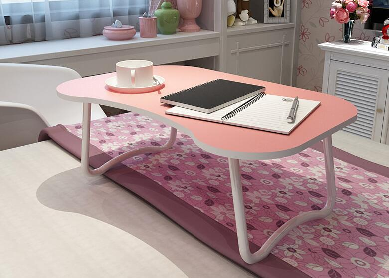 ФОТО 1PC Fashionable high-quality new foldable multifunctional computer desk SY22D5