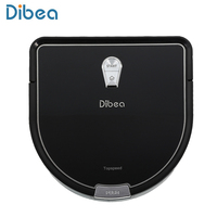 Dibea D960 Sweeper Robot Vacuum Cleaner Household Aspirator D Shape Ultra Slim Cleaner Smart Vacuum Cleaner