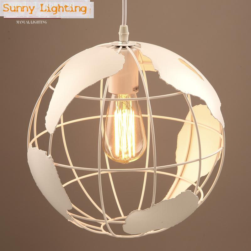 Globe ball bar art light lampe world map pendant lights nordic globe ball bar art light lampe world map pendant lights nordic modern e27 pendant lamps hot selling kitchen dining room map lamp in pendant lights from gumiabroncs Images
