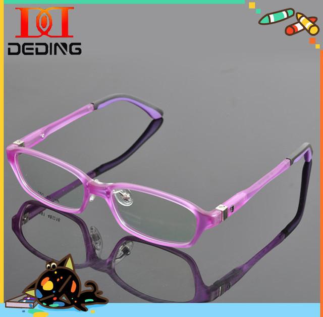 Легкий TR90 очки кадров для детей амблиопия близорукость рамки Arnacao де óculos де грау DD0800