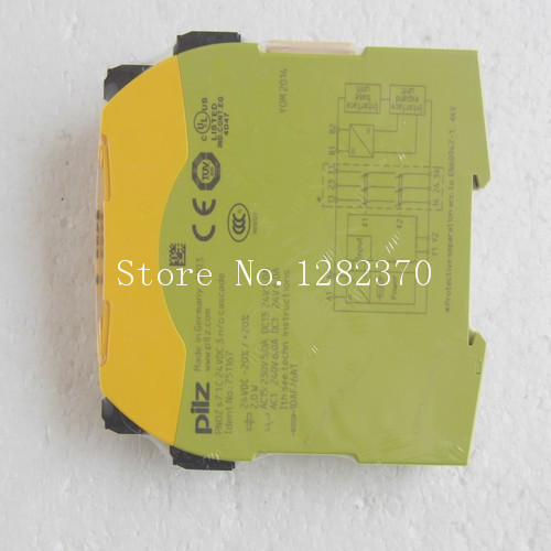New original PILZ safety relays PNOZ S7.1C 24VDC 3n / o Spot 751 167 new pilz safety relays pnoz x3 24vac 24vdc 3n o 1n c 1so spot