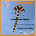 Envío libre del arco iris delta cometa de weifang kaixuan kite fábrica