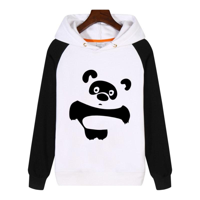 Cartoon Panda Japanese Anime Hoodies fashion men women Sweatshirt Streetwear Clothing Tracksuit Sportswear AN155