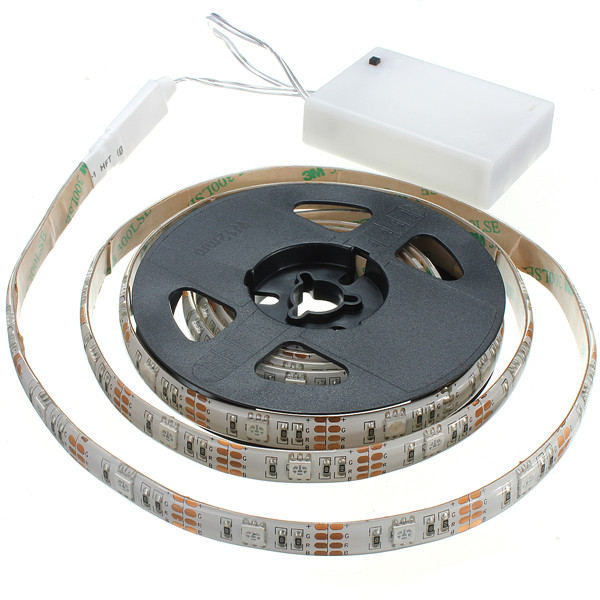 Ny ankomst Vattentät RGB 5050 SMD LED Strip Flexibel lampa Lamp - LED-belysning