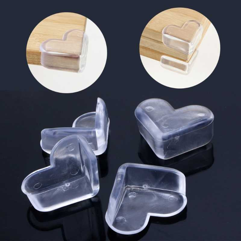 4 шт Детские младенческие защитное устройство для детей стол угловая защита крышка