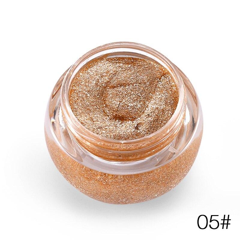 0 (5)  LOVE ALPHA 3D Glitter Eyeshaow Gel Metallic Powder Pigment Make-up 5 Choice Fragrance Cream Highlighter Shining Maquiagem Palette HTB1OOeaRXXXXXamXpXXq6xXFXXXj