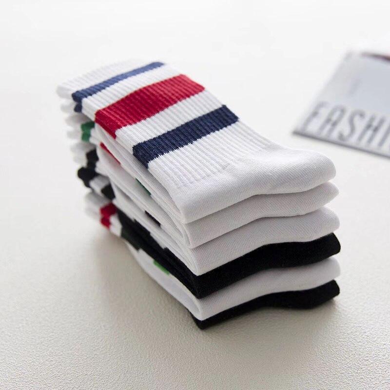 [SNINYQS] New Autumn Cute   Socks   Striped Pattern Women 100% Cotton   Socks   Cartoon Happy Funny   Socks   For Girls Free Shipping
