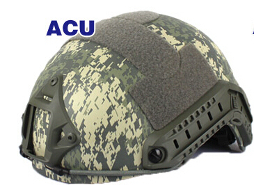 ACU CAMOUFLAGE fast MH helmet+FREE SHIPPING