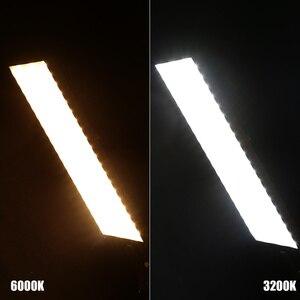 Image 4 - GSKAIWEN 60 Вт 240 шт. двухцветный светодиодный светильник для видеосъемки, студийный светильник для фотографии, мягкая лампа с регулируемой яркостью, светильник для фотосъемки