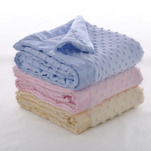 Newborn Baby Swaddle Infant Wearable Blanket Fleece 3d Knitting Patterns Girl Boy Baby Blanket Fleece For Newborn Super Soft