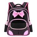 Новые детские школьные сумки для девочек  ортопедический рюкзак для детей  рюкзаки для начальной школы  школьная сумка  сумка на молнии