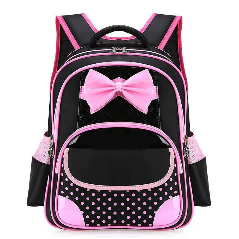 Новые детские школьные сумки для девочек, ортопедический Детский рюкзак, рюкзаки для начальной школы, школьный ранец, ранец на молнии для детей|school bags|children school bagsnew children school bags | АлиЭкспресс