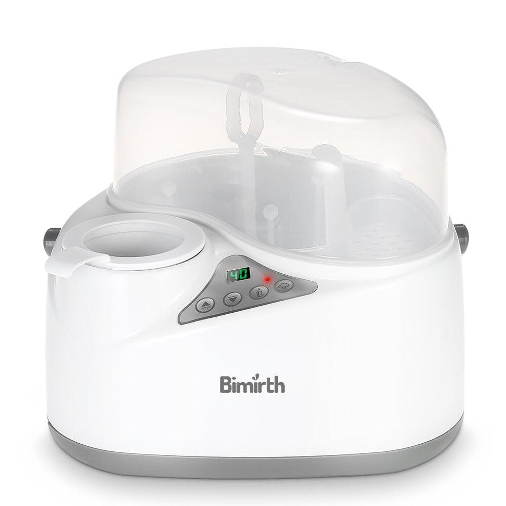 New Multifunction Bottle Warmer Baby Milk Heating Milk Bottle Sterilizer Thermostat Disinfection Food Steam Heating Electric