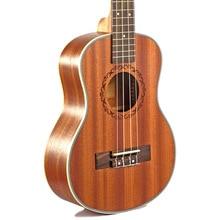SevenAngel, 23 дюйма, концертная Гавайская гитара, 4 аквиловые струны, гавайская мини-гитара, УКУ, акустическая гитара, Ukelele, 12 моделей, гитара ra, Отправка подарков