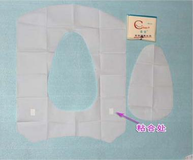 900 Pieces Sit & Safe Disposable Toilet Seat Covers Camping Festival Travel Public Loo Paper Seat Cover Protector Fast Free Ship